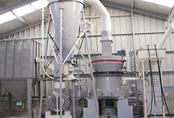 MTM130梯形磨粉机赤泥粉磨生产线
