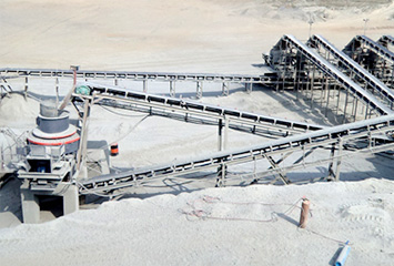 尾矿处理生产线