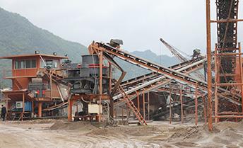 VSI5X9532制砂生产线
