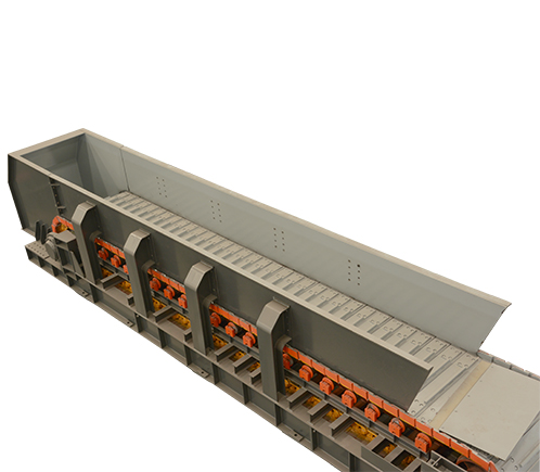 BWZ系列重型板式给料机